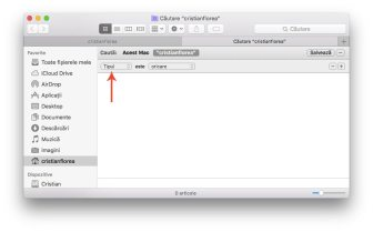 cauta fisierele care ocupa mult spatiu pe disc - macbook 1