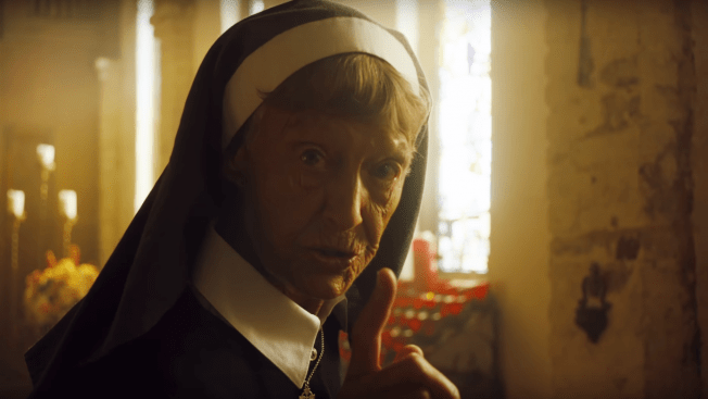 nike - iron nun