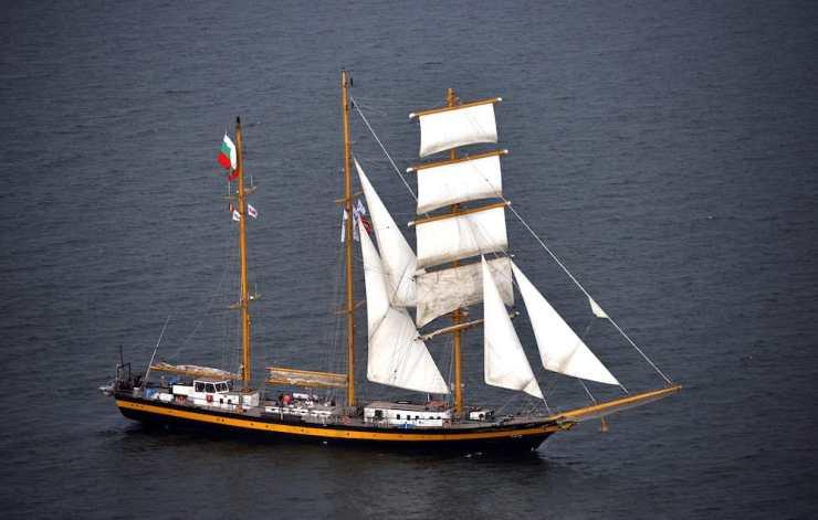regata marilor veliere - constanta