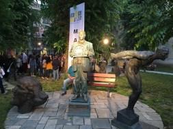 statui vivante la festivalul international de statui vivante 1