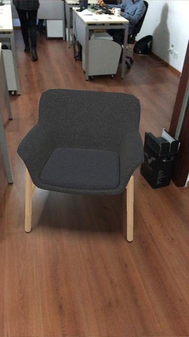 Ikea Place - aplicatie de iPhone 1
