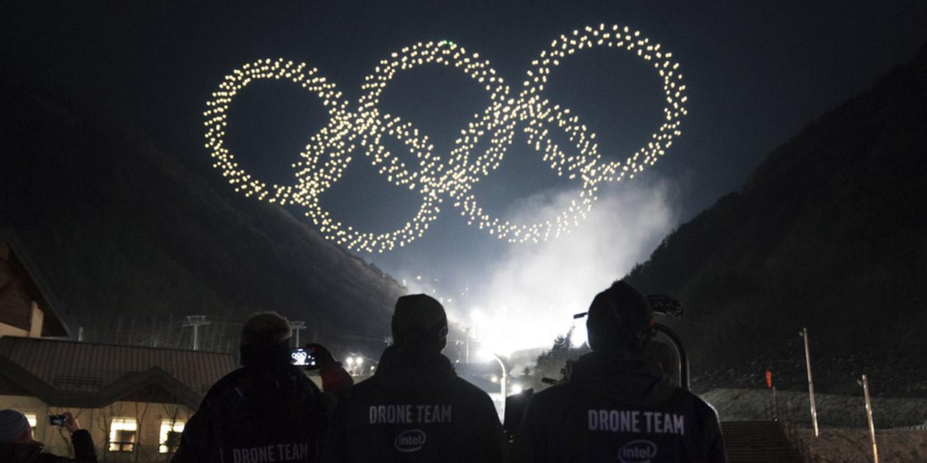 record mondial - drone intel
