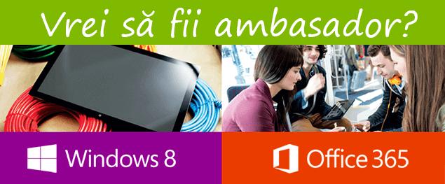 Ambasador Windows Office 365