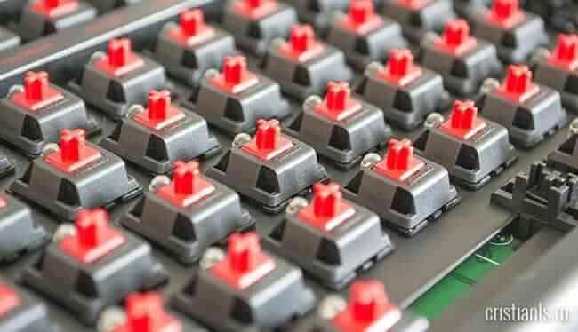 switch-uri cherry mx red