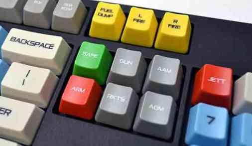 tastatura mecanica personalizata