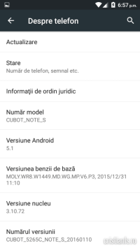 OS APPS Cubot Note S (10)