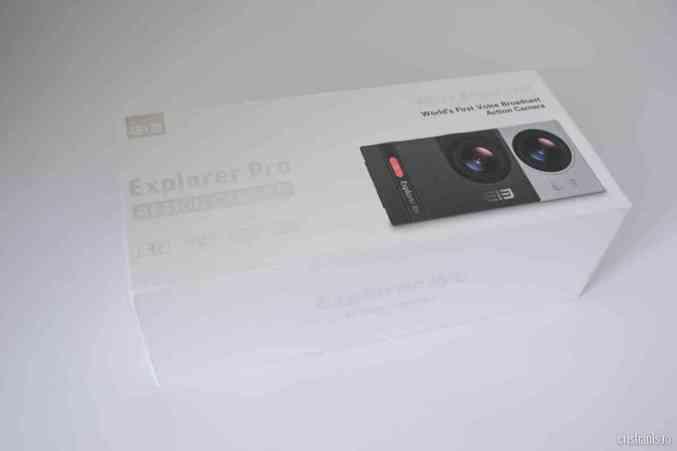 Elephone Explorer Pro - cutie