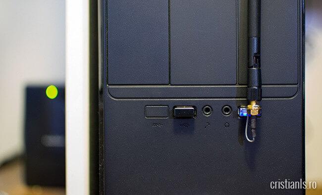 antena adaptor bluetooth