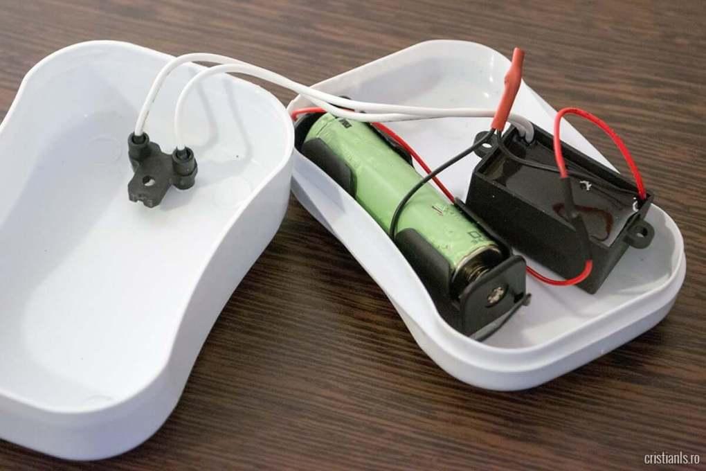 generatori de ioni negativi - cutia desfacuta