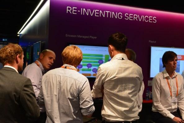 Ericsson IBC 2015