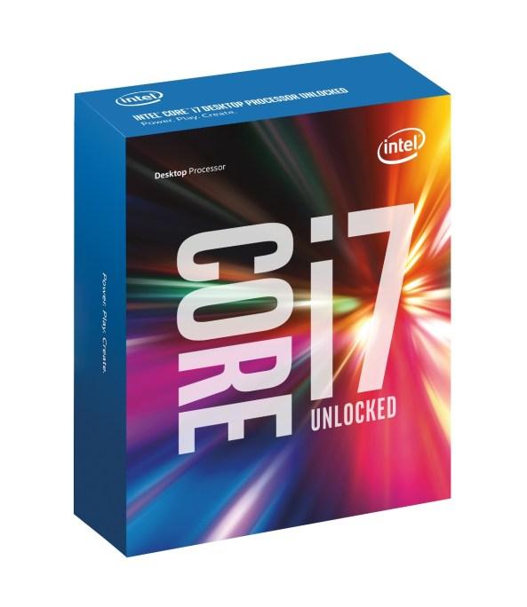 Intel Core i7-6700K_ CPU Box