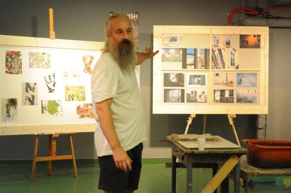 Razvan Supuran Atelierul de Carte