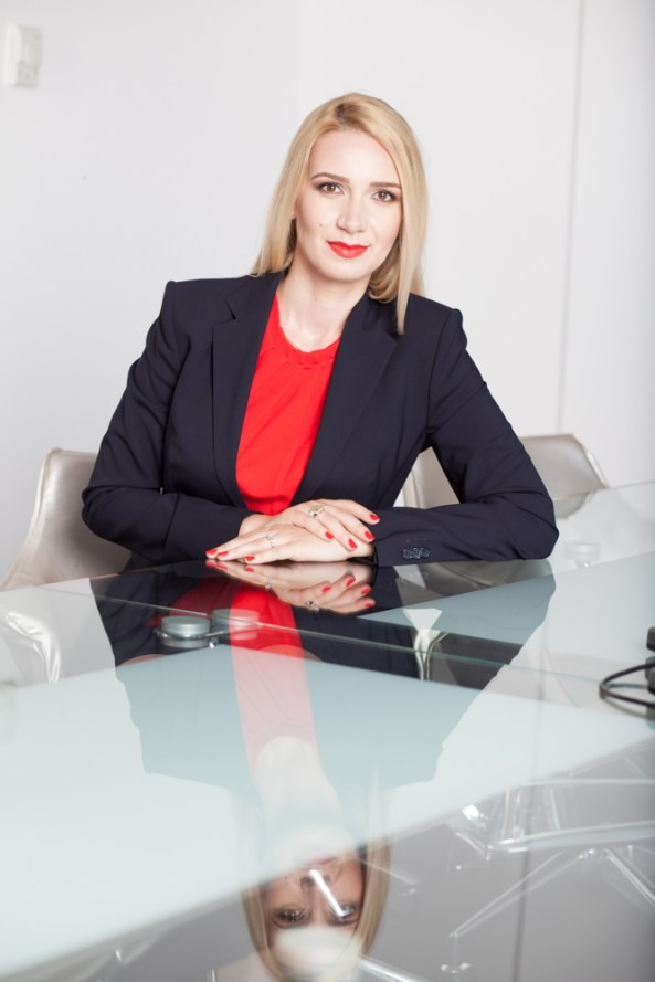 Georgiana Tugearu - PR & CSR Manager Lidl Romania