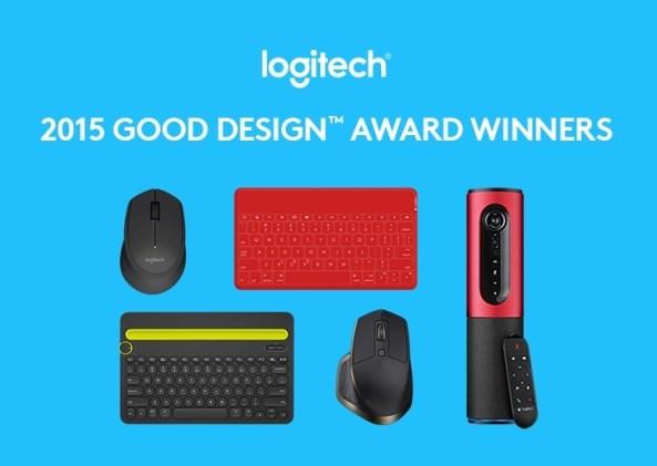 Logitech_5Awards