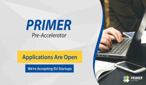 Program Primer pt start-up-uri