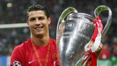 Cristiano Ronaldo Made His Champions League Debut