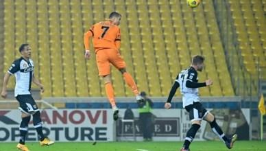 Watch Cristiano Ronaldo's Brace Against Parma