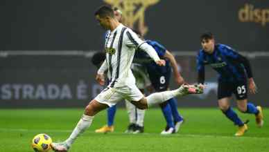 Coppa Italia: Watch Cristiano Ronaldo's Brace Vs Inter Milan Here