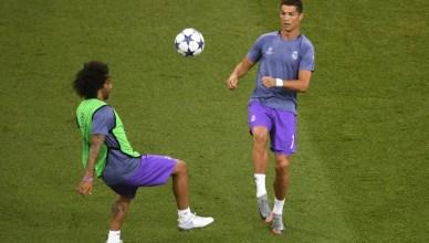 Marcelo Drops A Huge Hint About Cristiano Ronaldo's Transfer Saga