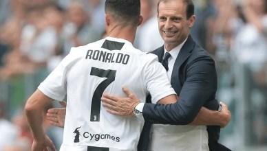 Massimiliano Allegri Reveals Cristiano Ronaldo's Unique Ability