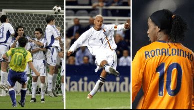 Highest-Scoring Free-Kick Takers Of All-Time
