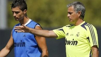 Jose Mourinho Scared Of Cristiano Ronaldo