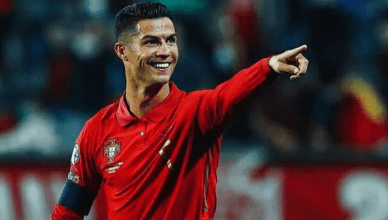 Ferdinand sends tribute to Ronaldo after Record Breaking Goal