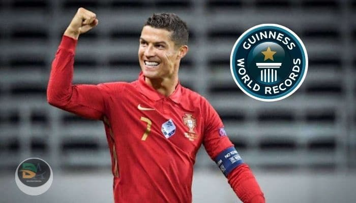 Cristiano Ronaldo Guinness World Records