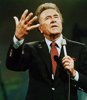 Fallece Oral Roberts a los 91 años