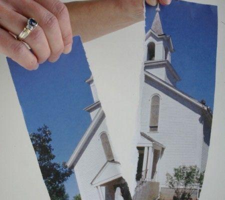 ¿Por qué se dividen las iglesias?