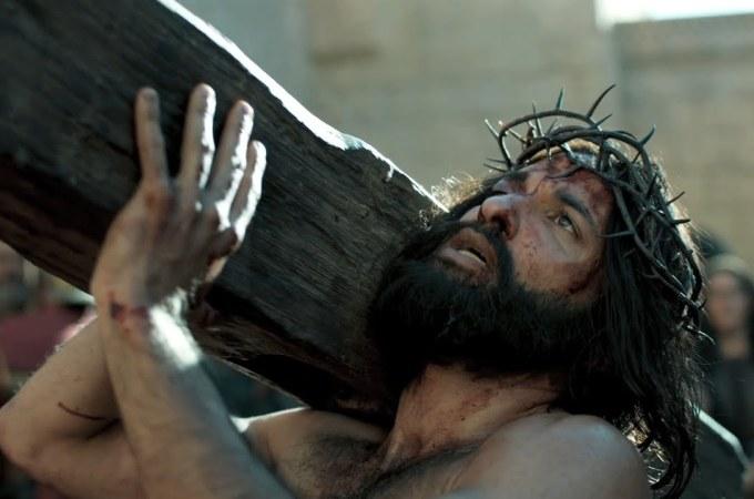Actor musulmán interpreta a Jesucristo