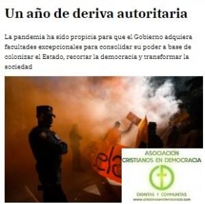 El populismo comunista se asienta en España.