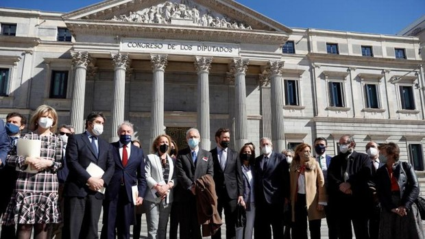 La Asamblea por la Vida ha pedido el voto en conciencia de los diputados en la Ley de Eutanasia y anuncia acciones y movilizaciones.