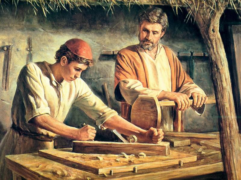 La historia de San Jos Obrero el patrono de los