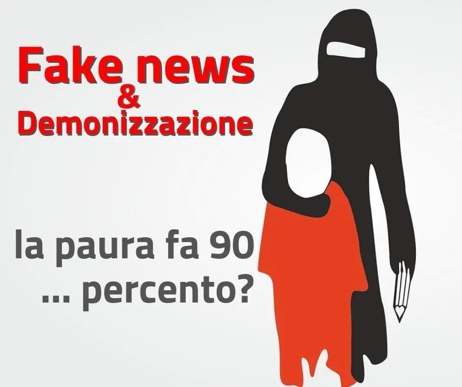 Fake news e Demonizzazione