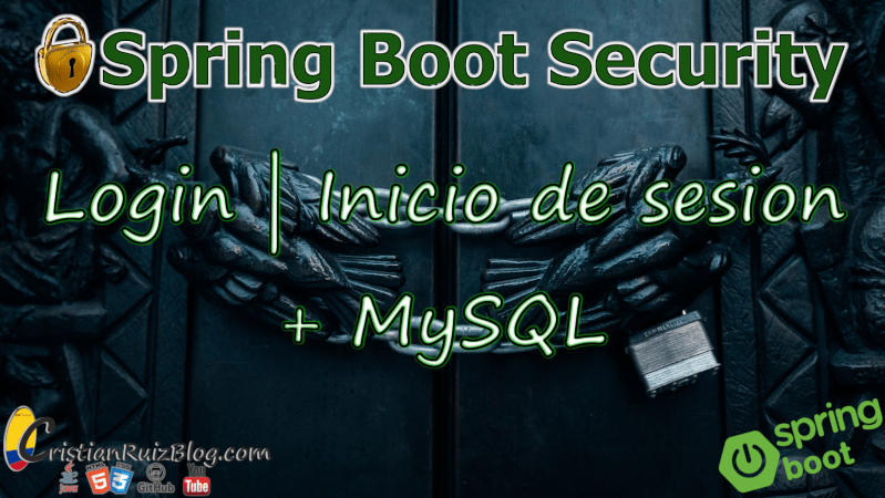 Spring Boot Security | Login #1