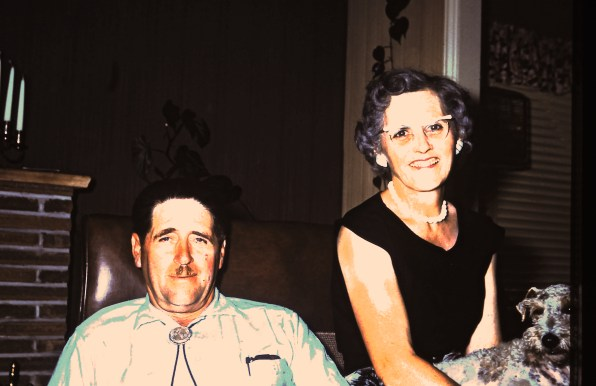 The Ramsdells -- she was my grandmother's cousin