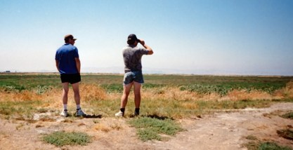 At Grizzly Island Wildlife Area, August 1994