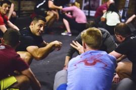 The squat-game
