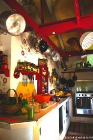 Fran's kitchen