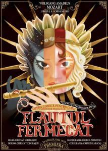 Flautul Fermecat @ Opera Comică pentru Copii   București   Municipiul București   România