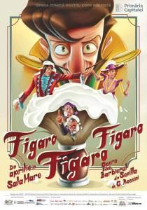 Figaro, Figaro, Figaro! @ Opera Comică pentru Copii | București | Municipiul București | România