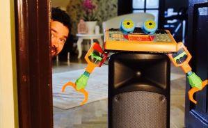Zappa, roboțelul muzical @ Opera Comică pentru Copii | București | Municipiul București | România