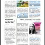 primer número de la Gaceta Digital de CeIBA