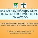 Ideas para el tránsito de PYMES hacia la economía circular en México