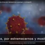 Agradecimiento al corona virus por detenernos a pensar