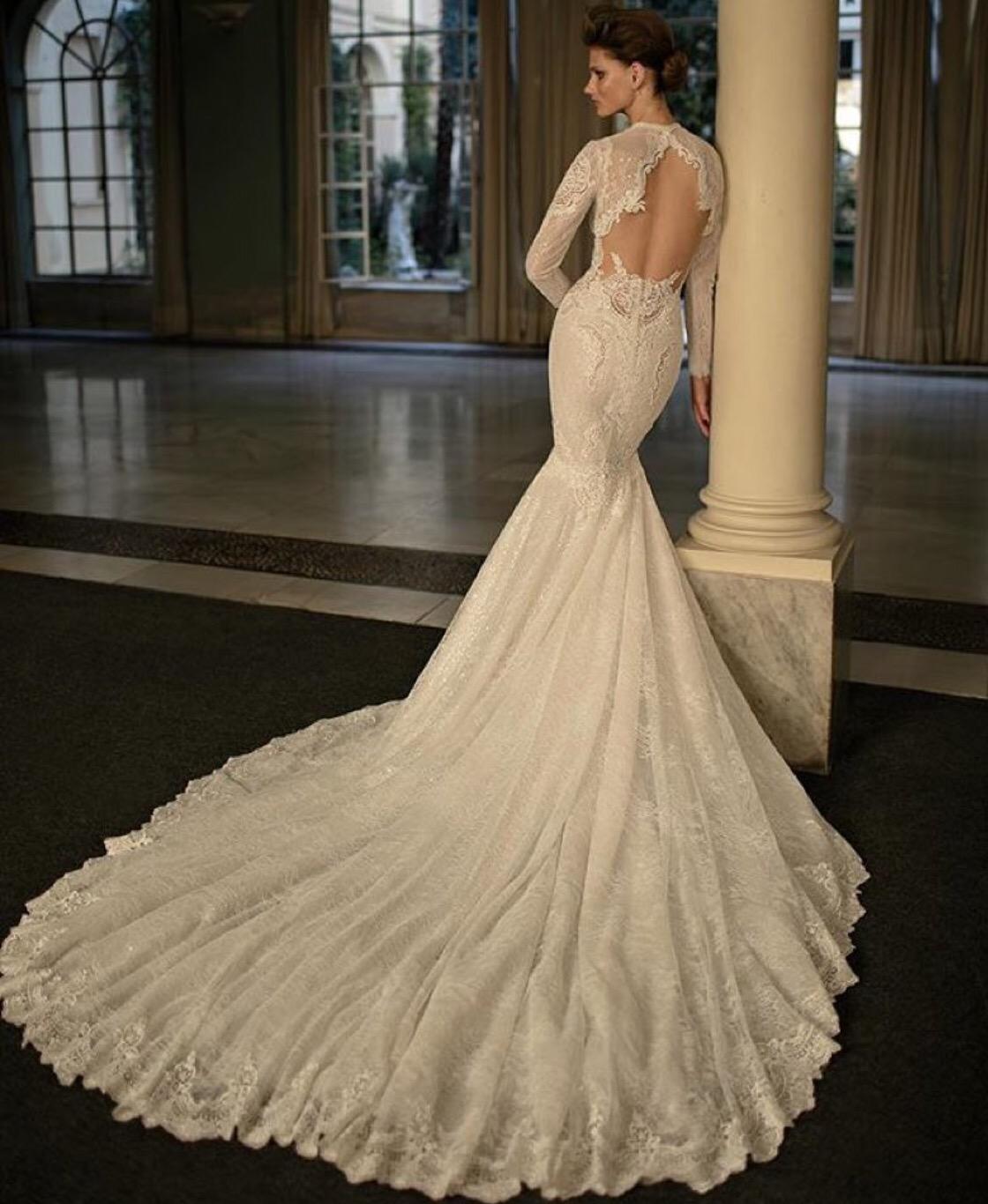 Detalles de Boda  Los mejores vestidos de novia de Instagram