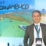 secretário de turismo de Pernambuco, Felipe Carreras