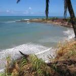 Praia de Barra de Tabatinga