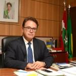 Vinicius Lummertz , novo presidente da Embratur